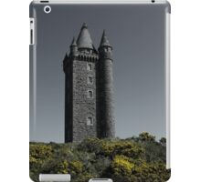 Scrabo Towering iPad Case/Skin