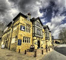 White Hart at Todmorden  by Rob Hawkins