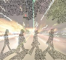 The Beatles Tribute - Abbey Road by CeriseUnicorn