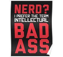 Nerd? Poster