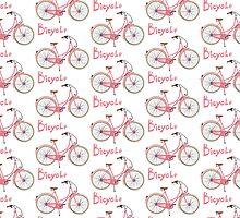 Vintage bicycle by OlgaBerlet