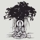 Enlightening Spirit t-shirt by Angelique  Moselle