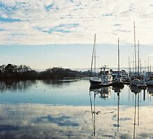 Launceston Reflections by Kate Powick