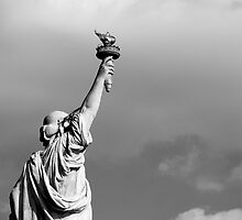 Lady Liberty by Joe Mckay