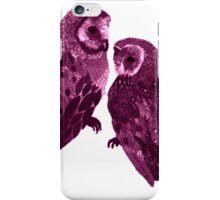 Barn Owl's Love Too iPhone Case/Skin