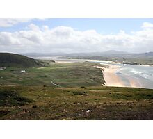 Donegal countryside, donegal Photographic Print