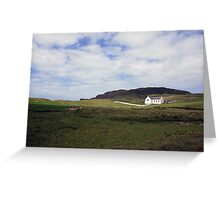 Donegal church Greeting Card