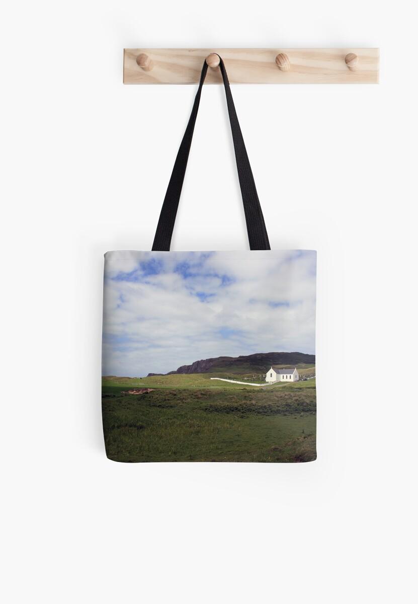 Donegal church by John Quinn