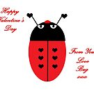 Love Bug (Valentine's Day) by CreativeEm