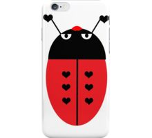 Love Bug (Valentine's Day) iPhone Case/Skin
