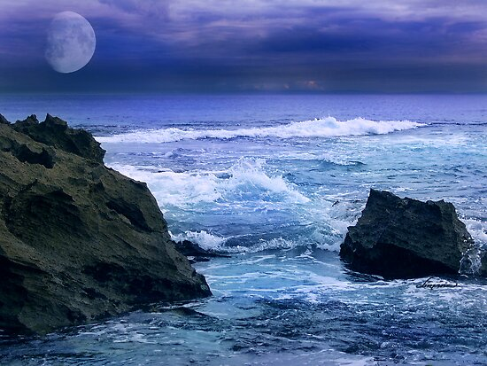 Edge of my world... by dimarie