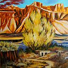 """""""Afternoon At Pinto's"""" by Susan Bergstrom"""