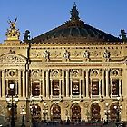 Opera Garnier, Paris by chord0