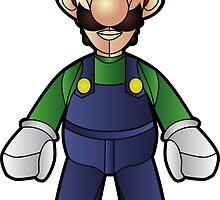 Luigi by aylasplee