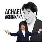 Michael McIntrye - Showtime - Achael Ackinkaka by 4ogo Design