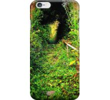I See A Way  iPhone Case/Skin