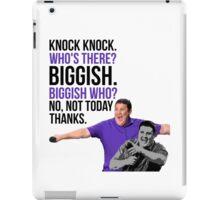 Peter Kay - The Tour That Didn't Tour Tour - Knock Knock Joke iPad Case/Skin