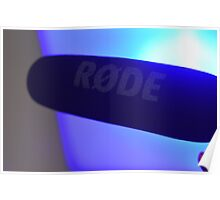 Rode Video Microphone GO Poster
