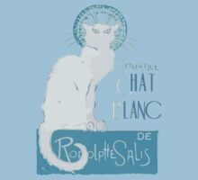 Le Chat Blanc by taiche