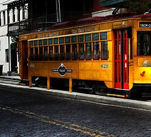 Trolley Composition Image by MKWhite