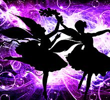 dancin fairies by dimarie