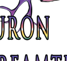Neuron Dreamtime (Neuron logo) Sticker