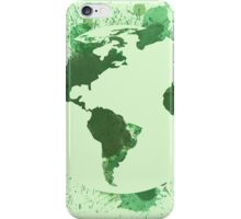Artistic Earth Day iPhone Case/Skin