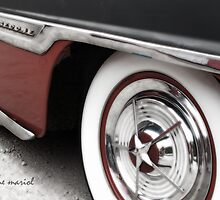 Classic Car 14 by Joanne Mariol