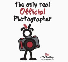 Red - The New Guy - The only real Official Photographer by RedTheNewGuy