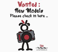 Red - The New Guy - Wanted : New Models .. by RedTheNewGuy
