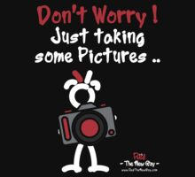 Red - The New Guy - Don't Worry ! Just taking some pictures .. by RedTheNewGuy