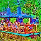 Boston Swan Boats by Ed Immar
