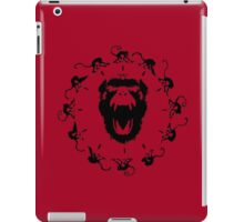 12 Monkeys - Black in Red iPad Case/Skin
