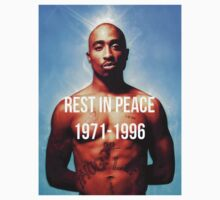 Rest In Peace Tupac Shakur  by ContrastLegends