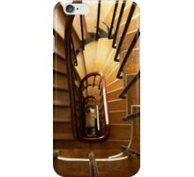The Wooden Staircase iPhone Case/Skin