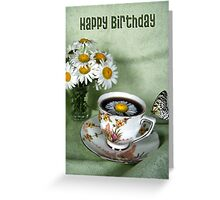 Welcomed Guest Greeting Card