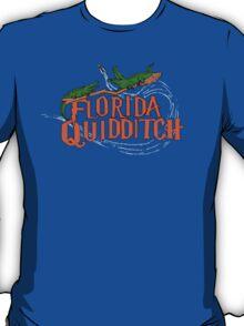 Florida Quidditch shirt (full color) T-Shirt