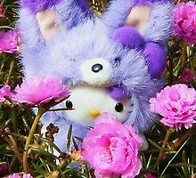 Lavender Fox by smile4me