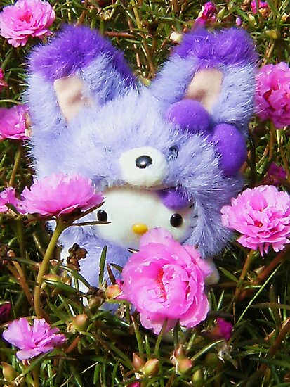 Lavender Fox by smile4me
