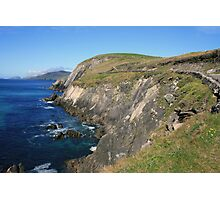 Dingle coastline Photographic Print