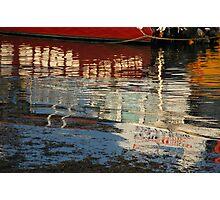 Batemans Bay Reflections. Photographic Print