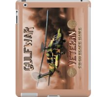 UH-60 Black Hawk Gulf War Veteran iPad Case/Skin