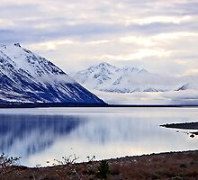 Lake Tekapo  by John Brotheridge