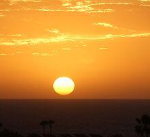 Sunrise Number 5 by Allen Lucas