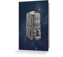 The Tome of Pure Forgiveness. Greeting Card