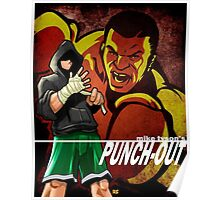 mike tysons punchout! Poster