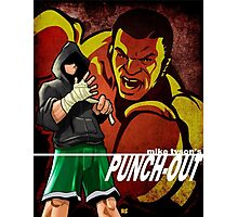 mike tysons punchout! Photographic Print
