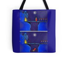 TO MARCH ON Tote Bag