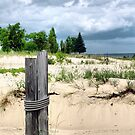 Oscoda Beach by Tom Causley