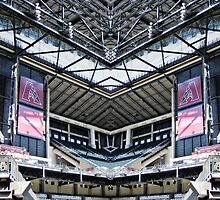Chase Field Front Double Seating by KLPhair